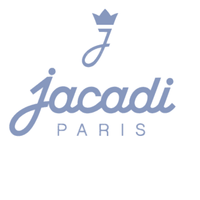 Logo of the French baby clothes brand Jacadi