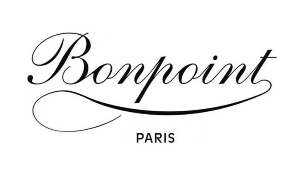 Logo of the French baby clothes brand Bonpoint