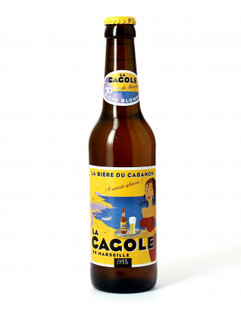 La Cagole, one of the most famous French beers