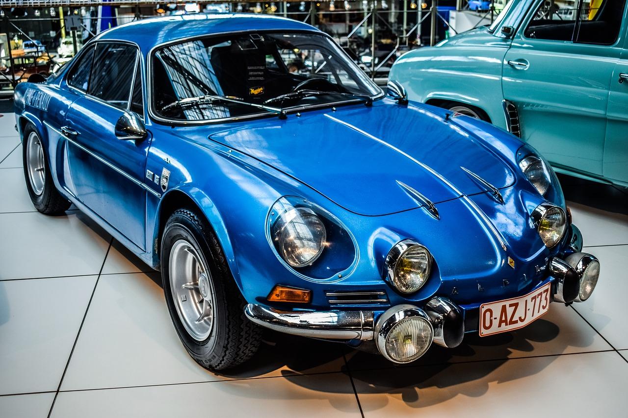 Alpine, eine klassische französische Automarke