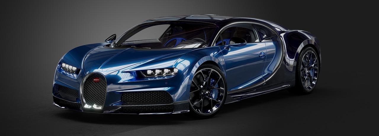 Bugatti Veyron, eines der beliebtesten Modelle dieser französischen Automarke